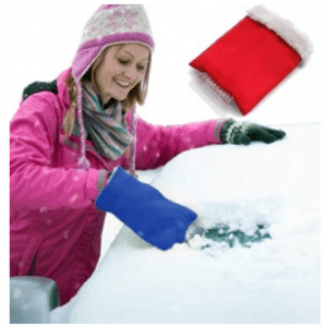 ice scraper mit