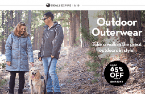 outdoor sale image