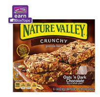 walmart price match deal nature valley granola bars just