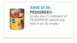 Walmart Pedigree Canned Dog Food