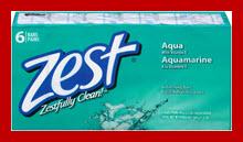Zest Bar Soap
