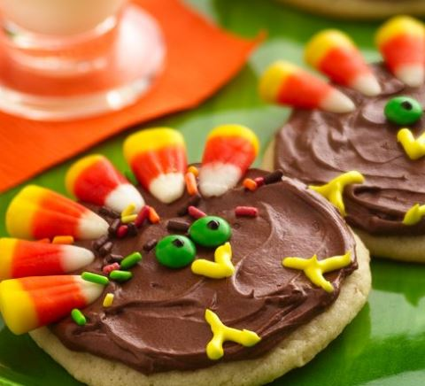 turkey-cookies-darlene-michaud-recipes-better-crocker-pillsbury-general-mills