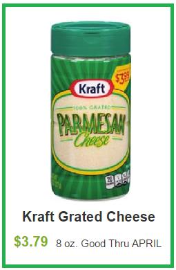 kraft grated cheese shaws darlene michaud coupon deal
