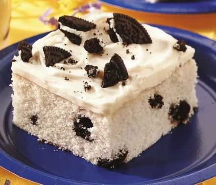 cookies and cream cake recipe darlene michaud