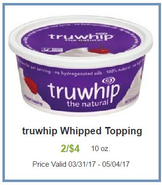 truwhip coupon deal darlene michaud