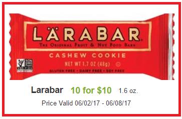 larabar coupon deal darlene michaud