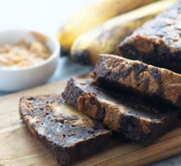 peanut butter brownie mix banana bread darlene michaud