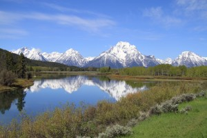 Road trip Grand Teton National park