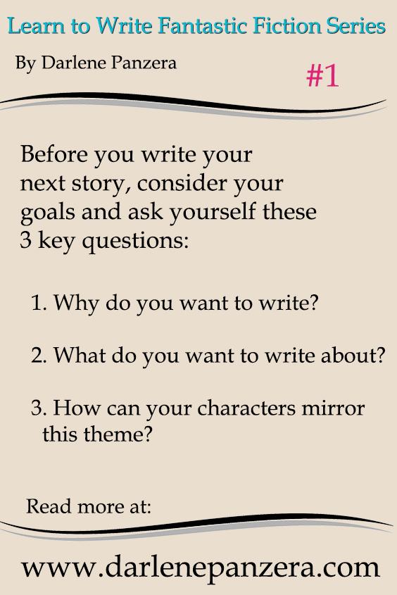 3 Goals Every Writer Must Consider