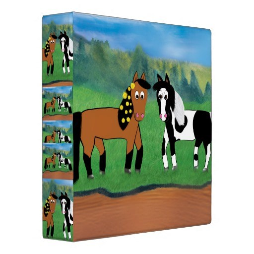 cute_cartoon_horse_binder-rcb5913e362a94dc5924716ff3148a256_xz8dz_8byvr_512