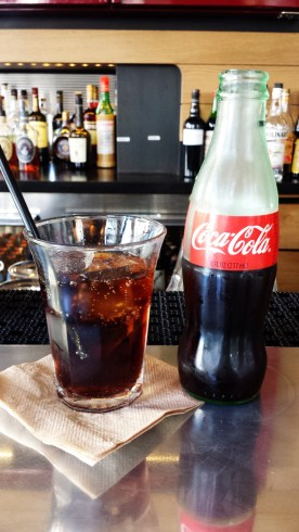 Call me silly, but I adore the tiny cokes. It feels very European to me.