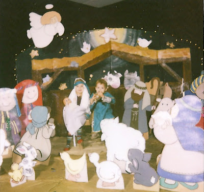Nativity Babies