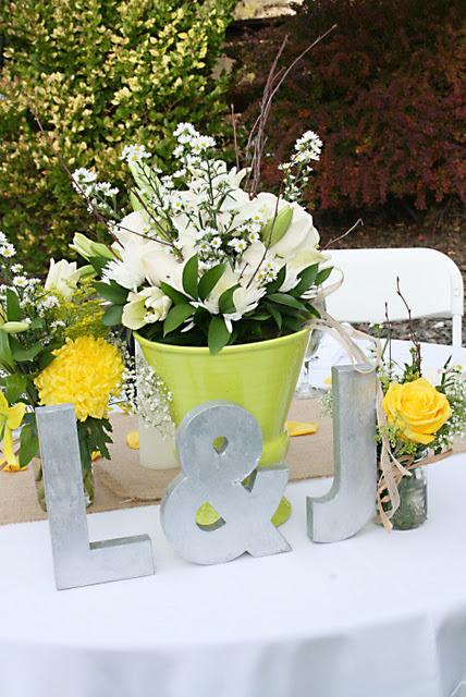 Lauren and Jon's Backyard Wedding