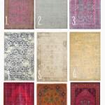 Trend Alert: Oriental Rugs