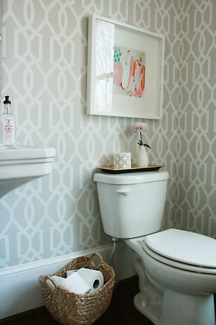 Guest Bathroom Darling Darleen A Lifestyle Design Blog