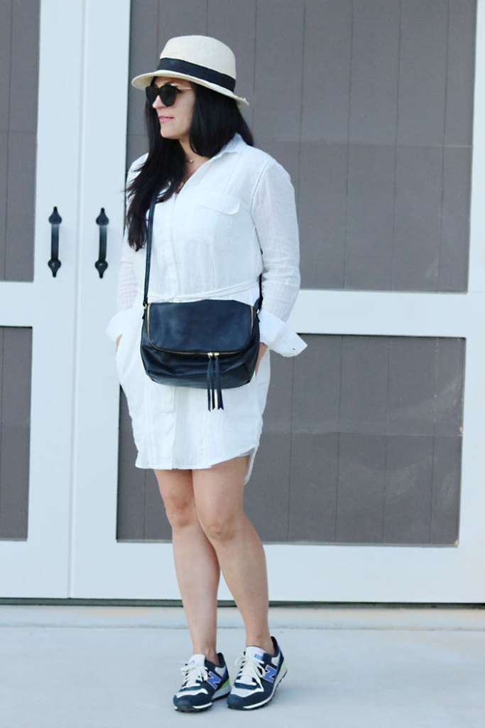 weekend-wear-dress-with-crossover-bag