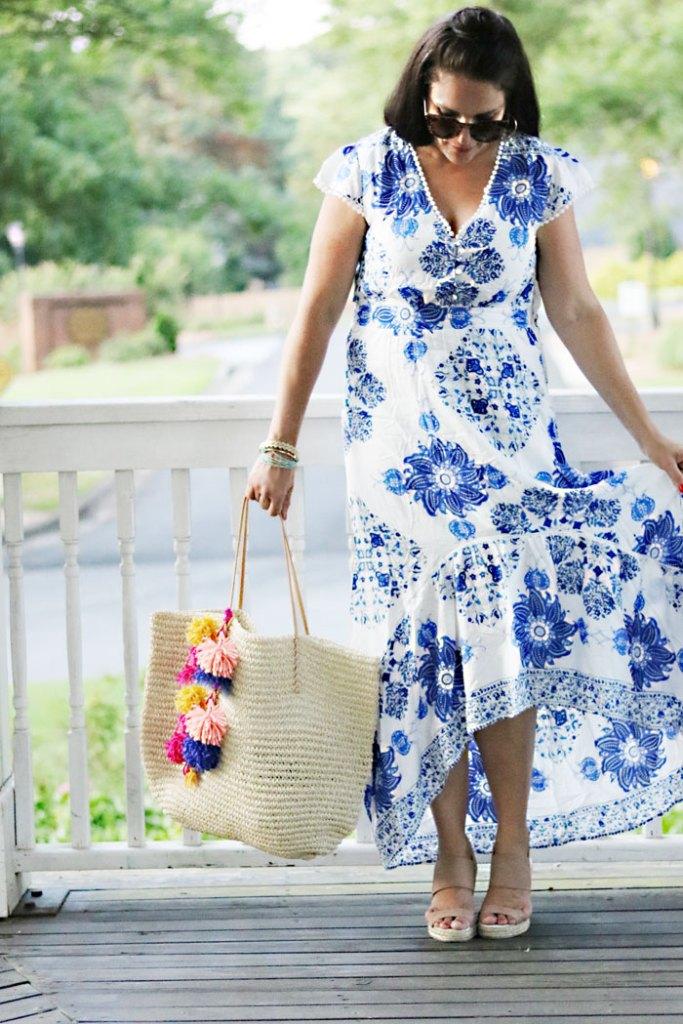flowy-blue-dress