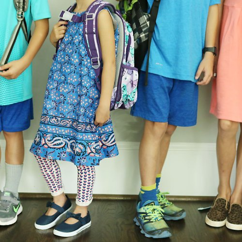 Back to School Outfits for Kids to Middle Schoolers
