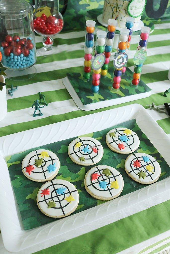 paintball-birthday-cookies