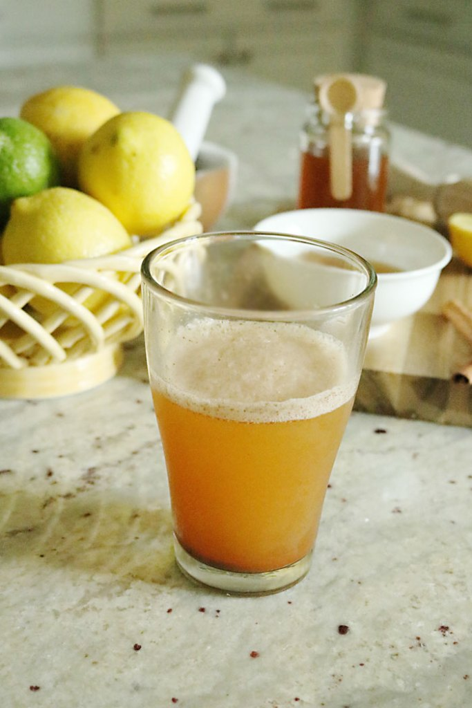raw-apple-cider-drink-morning, raw apple cider vinegar, detox drink, raw honey, freshly squeezed lemon juice, cinnamon, detox apple cider vinegar drink, RACV