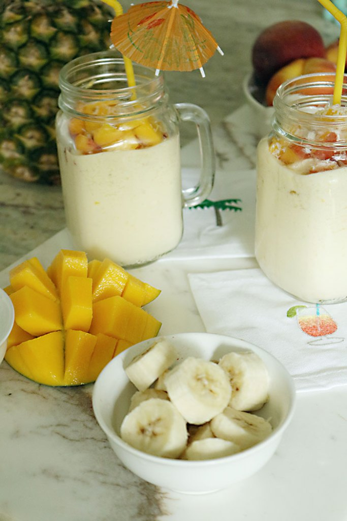 coconut-cream-smoothie-banana