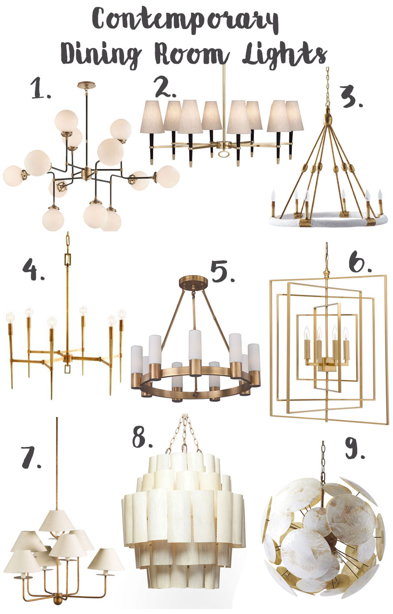 Amazing Modern Contemporary Dining Room Light, Modern Light Fixtures, Restoration  Hardware