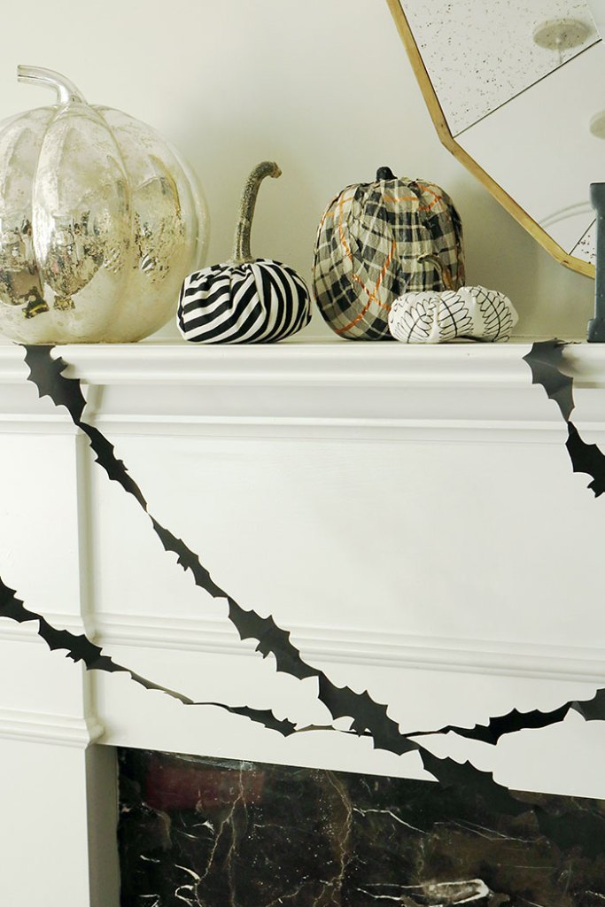 diy-fabric-pumpkins-on-mantle, diy-fabric-pumpkins-with-real stems,diy-fabric-pumpkins-with-words, diy velvet pumpkins, fabric pumpkins how to, fabric pumpkins tutorial, modern pumpkins made with fabric