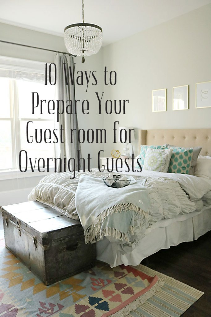 guest-bedroom-check-list-for-guest-words, prepared your guest room, guest room decor ideas, guest room modern style
