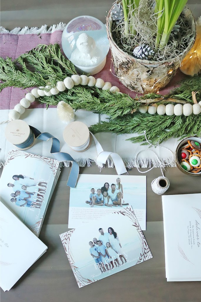 holiday cards, christmas cards, minted, christmas photoshoot, holiday styling, minted cards, gold foil cards