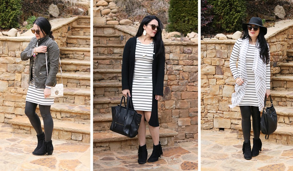 3 Ways to Wear a Tunic Dress