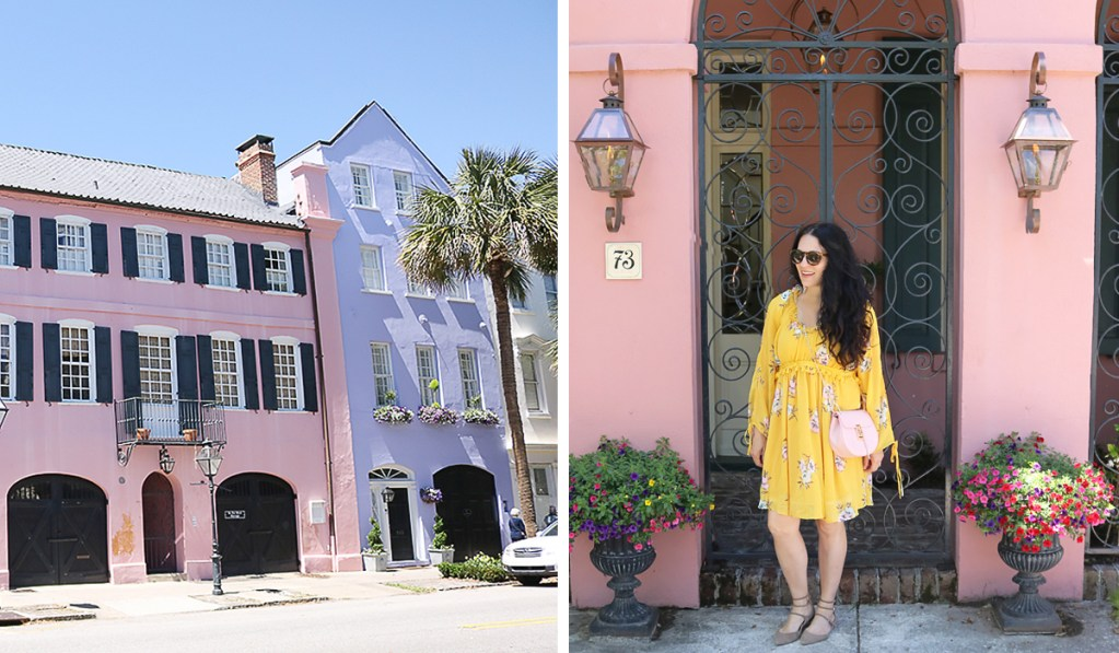 Exploring Historic Charleston