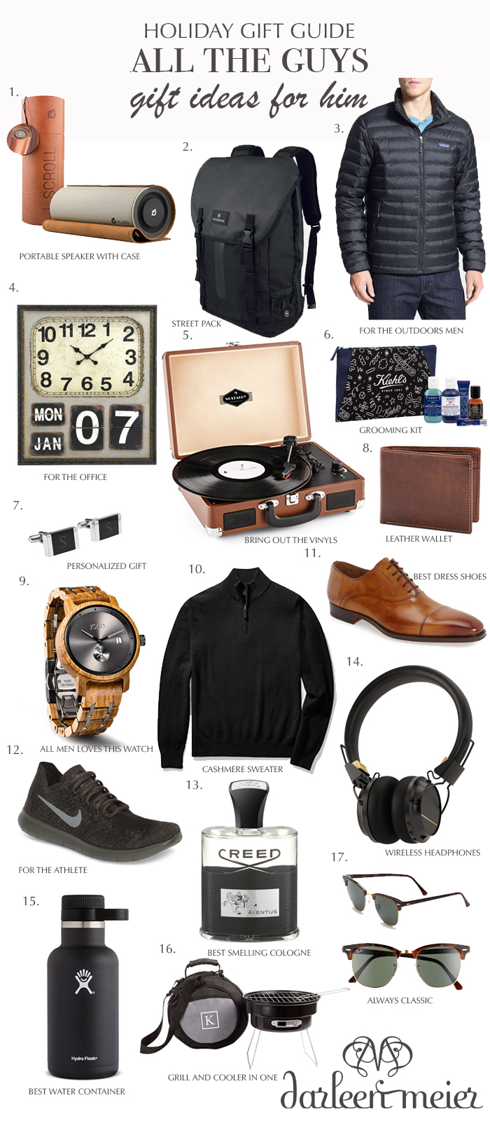 holiday gift guide for him, holiday gift guide for the guys, outdoors men, outdoor, athlete, business men, Latham interiors designs, Patagonia, sudio headphones, nike, hydro flask, vinyls, mens holiday gift guides, gift ideas for him