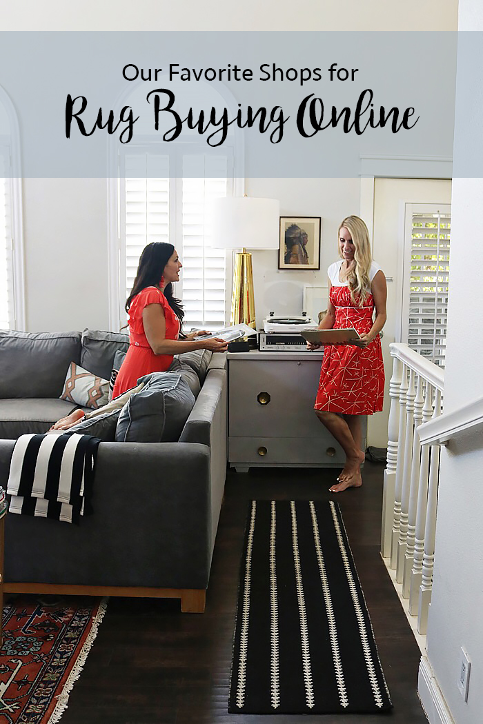 Our Favorite Shops for Rug Buying Online and a Guide for Online Rug Shopping || Darling Darleen