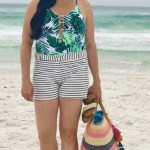 4 One-Piece Swimsuit Styles