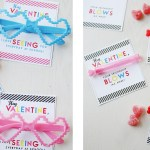 Non-Candy Valentine Printables