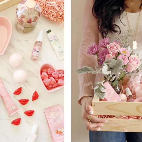 Valentine Gift Box Ideas