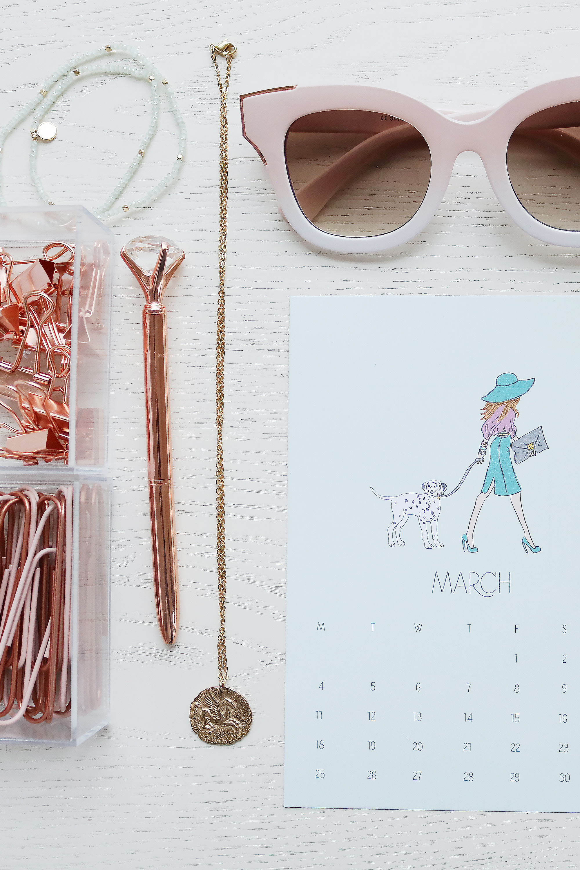 March Calendar is Here!