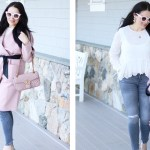 Winter to Spring Transition Outfits