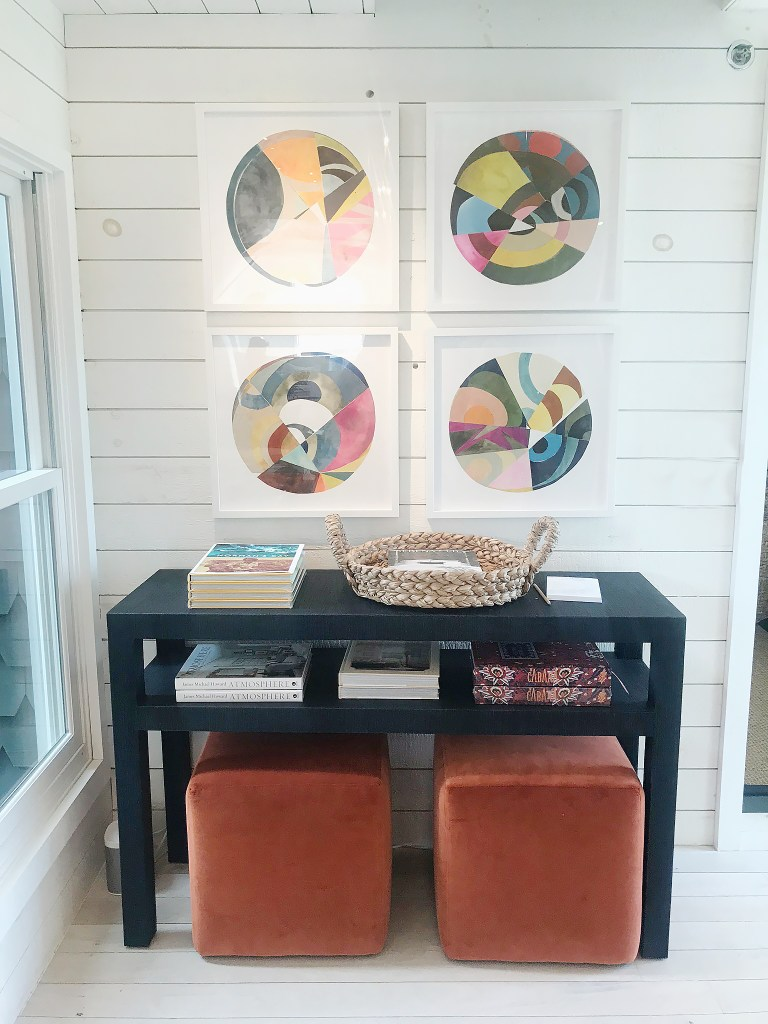 My favorite picks from Serena and Lily Sale Picks Friends and Family Fall 2019 | Serena and Lily Westport Store Console Table ||  Darling Darleen