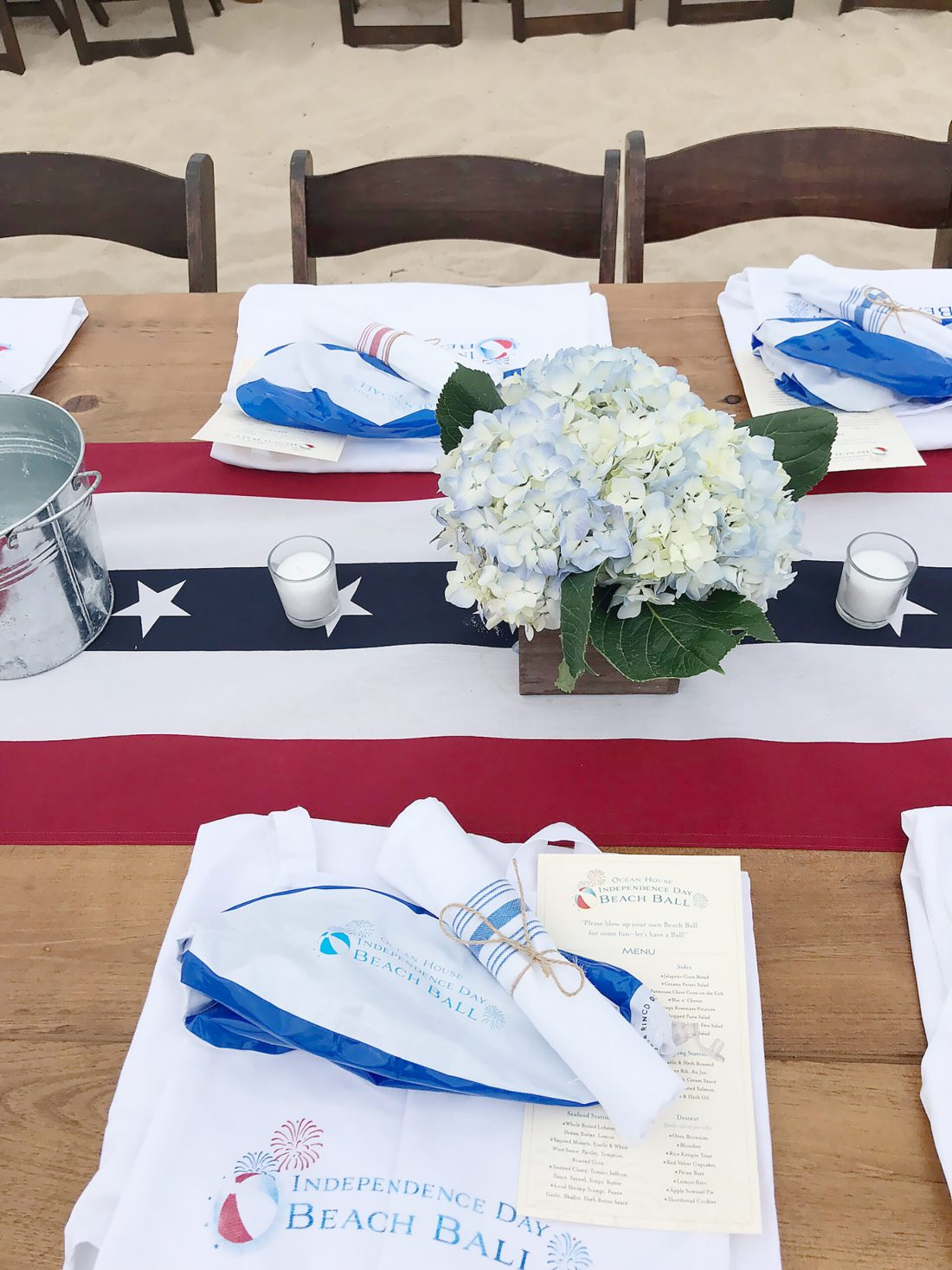 The Ocean House's Beach Ball Independance Party is the quintessential of New England's 4th of July charm, Rhode Island, Fourth of July || Darling Darleen Top Lifestyle CT Blogger #fourthofjuly #4thofjuly #oceanhouseri