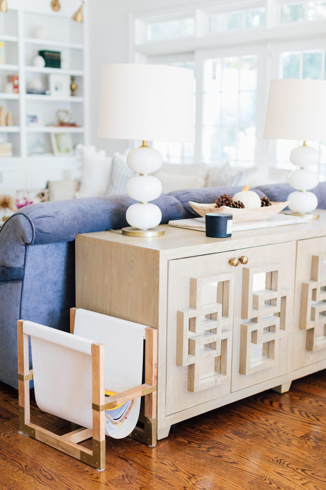 Our favorite sideboard in our family room!  10 favorite buffet sideboards cabinet credenza that will provide table top styling and a place to organize your home items.  || Darling Darleen