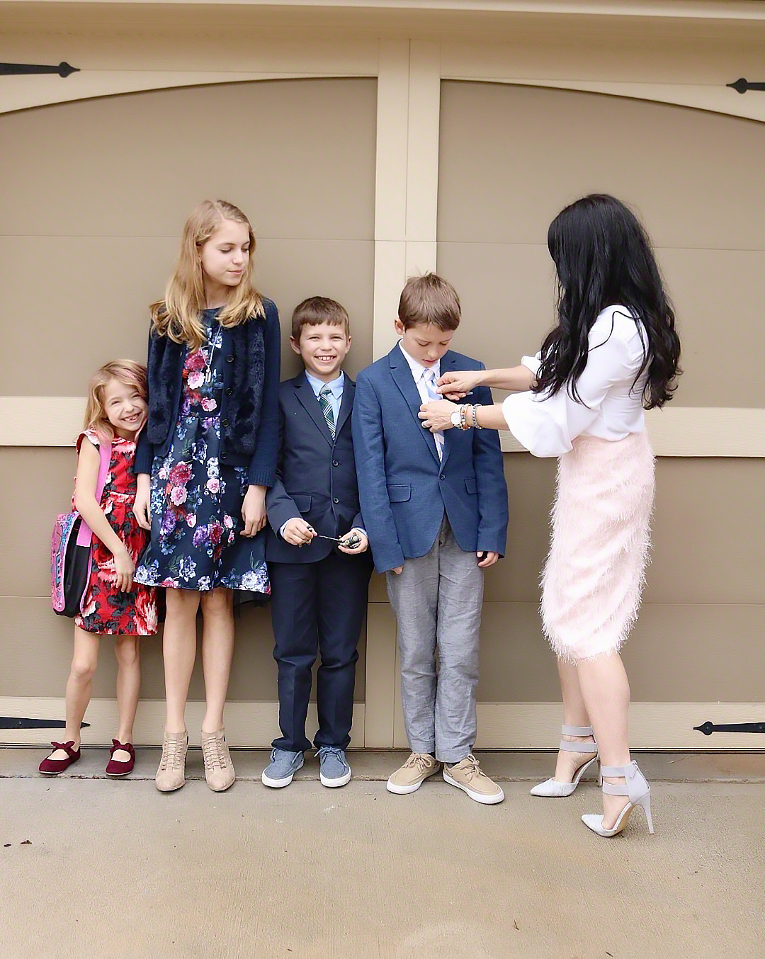 Looking to find where to buy boy's dress suits?  Sharing my two favorite stores that carries the best dress suits for boys.  || Darling Darleen Top Lifestyle Blogger #dresssuits #wheretoshop