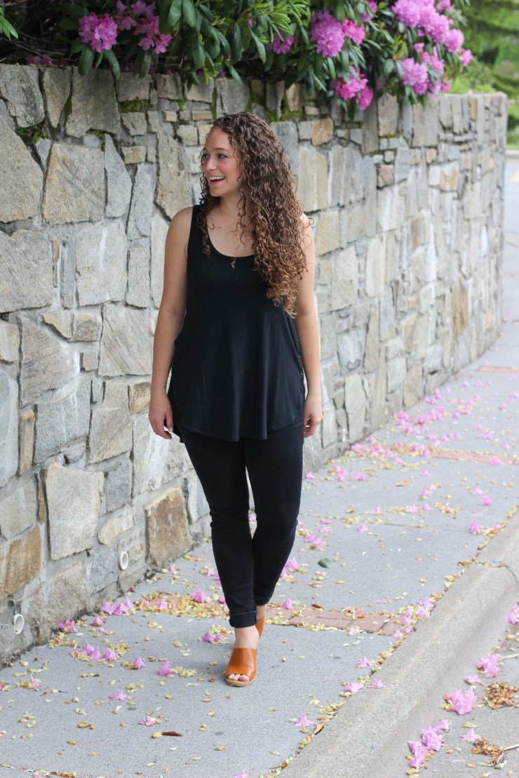 Why All Black Works Year Round on darlingdearestblog.com