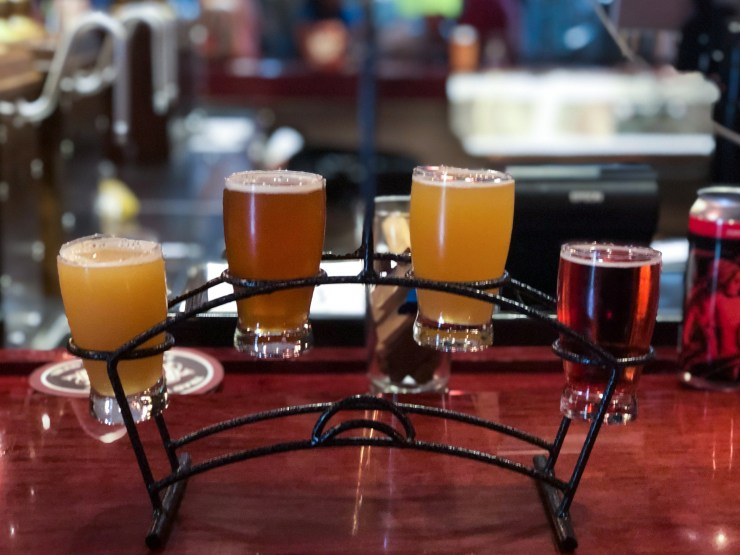 fortnight brewery, raleigh breweries, triangle area breweries, cary breweries, durham breweries