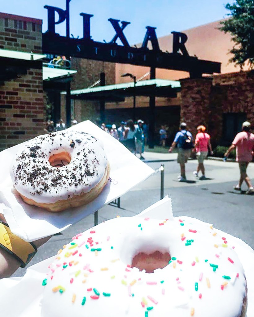 Disney Donuts are the absolute best