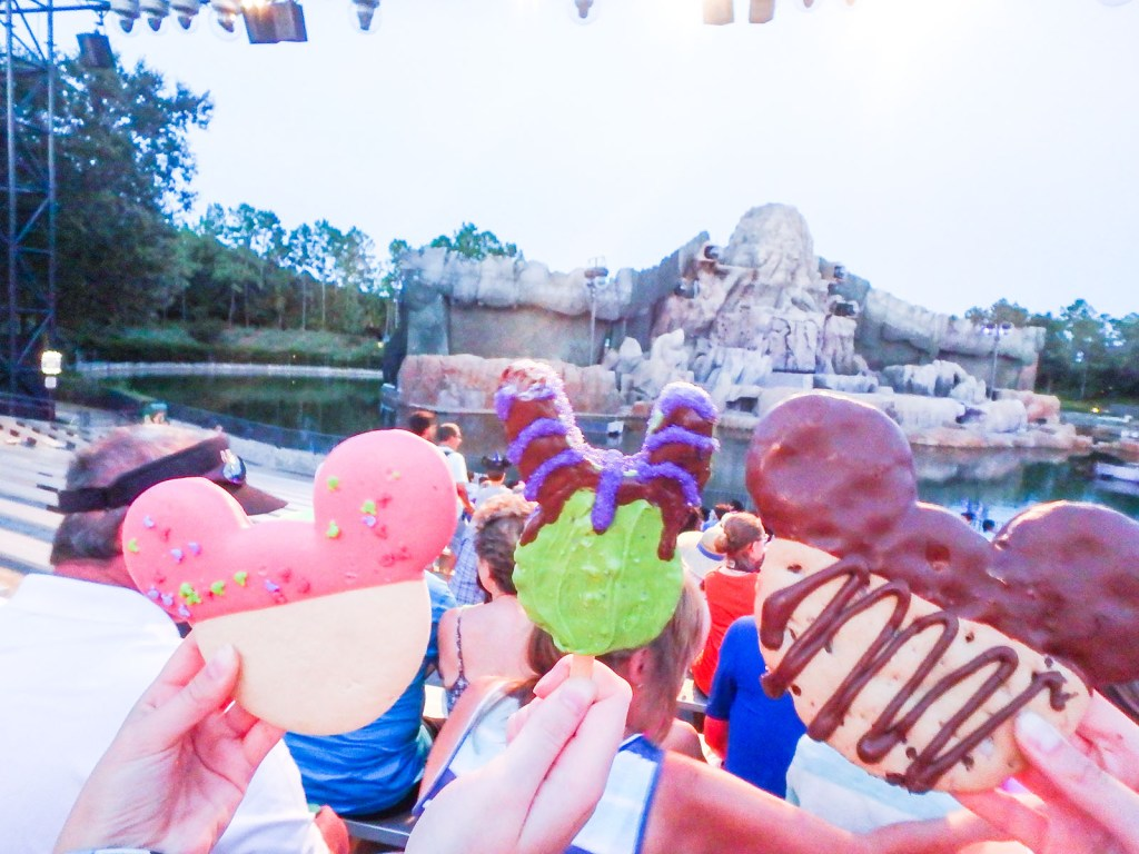 Cookies are a must Disney World Snack
