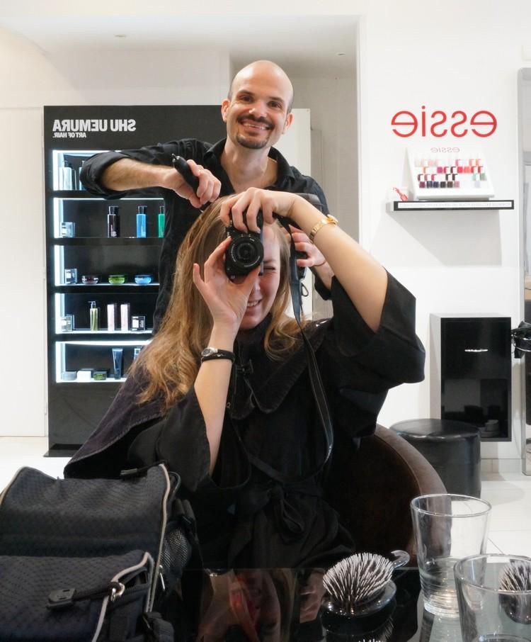 Darlingest carita shu emuera salon coiffure eric zemmour, haute coiffure, bordeaux, coiffeur, soin, luxe,