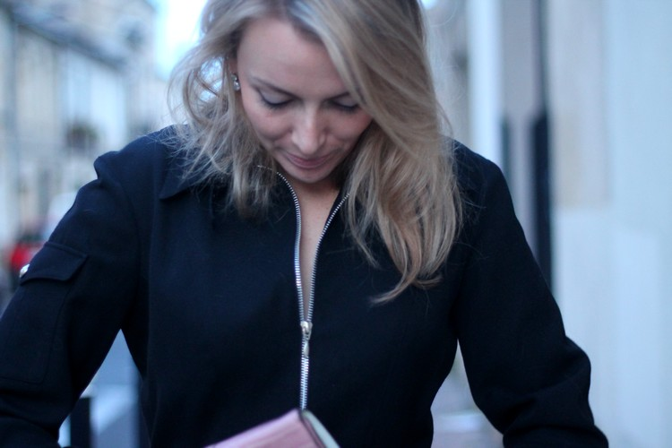 robe manteau thierry mugler pochette escarpins zara vernis dior 11