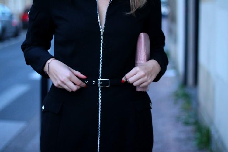 robe manteau thierry mugler pochette escarpins zara vernis dior 8
