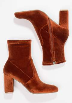 Stiefel Orange